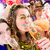 people on party drinking champagne stock photo © kzenon