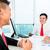 Asian banker counseling financial investment  stock photo © Kzenon