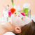 wellness   woman getting face mask in spa stock photo © kzenon