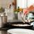 şefler · restoran · otel · mutfak · pişirme · iki - stok fotoğraf © kzenon