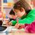 edukacji · uczniowie · szkoły · praca · domowa · podstawowy · szkoła · podstawowa - zdjęcia stock © Kzenon