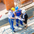 team discussing construction or building site plans stock photo © kzenon