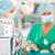 sebészek · műtő · vészhelyzet · kórház · műtét · csapat - stock fotó © kzenon