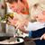 女性 · シェフ · レストラン · ホテル · キッチン · 料理 - ストックフォト © kzenon