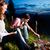 casal · sessão · prado · mulher · homem · retrato - foto stock © kzenon