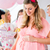pregnant girl celebrating baby shower party with friends stock photo © kzenon