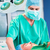 ortopéd · sebész · beteg · orvos · műtét · kórház - stock fotó © kzenon