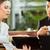 twee · asian · chinese · zakenlieden · kantoor · mensen · zakenman - stockfoto © Kzenon