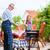 バーベキュー · 家族 · 庭園 · 父 · 娘 - ストックフォト © kzenon