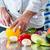 chef · ui · keuken · handen · witte - stockfoto © kzenon
