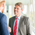 business partners having a conversation stock photo © kzenon