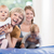 young moms and their little children in mother and child course stock photo © kzenon