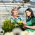 masculina · femenino · florista · jardinero · vivero - foto stock © kzenon