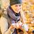 recoger · setas · naturales · madera · alimentos - foto stock © kzenon