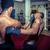 vegyes · küzdősportok · harcol · sport · absztrakt · fitnessz - stock fotó © kzenon