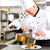 повар · продовольствие · пластина · ресторан · кухне - Сток-фото © kzenon