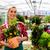színes · virágok · virágüzlet · piac · üzlet · természet - stock fotó © kzenon