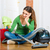 Woman at the spring cleaning stock photo © Kzenon