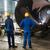 dois · trabalhadores · soldagem · fábrica · fabrico · interior - foto stock © kzenon