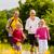rodziny · jogging · sportu · odkryty · dzieci · lata - zdjęcia stock © Kzenon