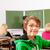 escuela · primaria · matemáticas · clase · maestro · mujer - foto stock © kzenon