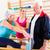 supérieurs · rehab · physiothérapie · réhabilitation · femme · homme - photo stock © Kzenon