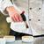 heerlijk · karamel · eenvoudige · dessert · restaurant · donkere - stockfoto © kzenon