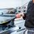 férfi · szakács · zöldségek · étterem · konyha · étel - stock fotó © kzenon
