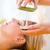 Wellness - woman having aloe vera application stock photo © Kzenon
