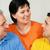 старший · женщину · взрослый · сын · семьи · счастливым - Сток-фото © kzenon
