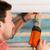 wyschnięcia · śrubokręt · człowiek · pracy · dachu - zdjęcia stock © Kzenon