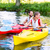 kajak · rivier · toeristische · sport · boot · meer - stockfoto © kzenon