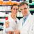 dos · farmacia · consulta · mano · otro · negocios - foto stock © kzenon