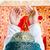 asian · muslim · donna · pregando · perline · catena - foto d'archivio © kzenon