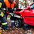 accident   fire brigade rescues victim of a car stock photo © kzenon