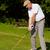 senior · golfer · spelen · golf · mannelijke · vak - stockfoto © kzenon