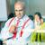 indian · zakenman · denken · aantrekkelijk · laat · dertigers - stockfoto © kzenon