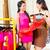 satış · asistan · müşteri · giyim · depolamak · kadın - stok fotoğraf © kzenon