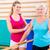 walking rehab in with senior woman stock photo © kzenon