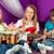 children making music stock photo © kzenon