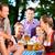 cerveza · jardín · amigos · potable · frescos - foto stock © Kzenon