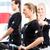 訓練 · 電気 · 筋 · フィットネス · 技術 - ストックフォト © kzenon