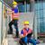 asian · werknemers · bouwplaats · werknemer · bouw · machines - stockfoto © kzenon