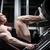 человека · весов · ногу · прессы · спорт - Сток-фото © kzenon