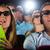 csoport · unalmas · emberek · néz · film · mozi - stock fotó © kzenon