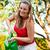 weiblichen · Gärtner · Bewässerung · Topf · unkenntlich · Frau - stock foto © kzenon