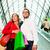 Man and woman in shopping mall  stock photo © Kzenon