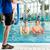 uygunluk · spor · jimnastik · su · yüzme · havuzu - stok fotoğraf © Kzenon