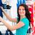 顧客 · 買い · 服 · ショップ · 女性 · 小売 - ストックフォト © kzenon
