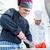 シェフ · 料理 · 野菜 · トマト · レストラン - ストックフォト © kzenon